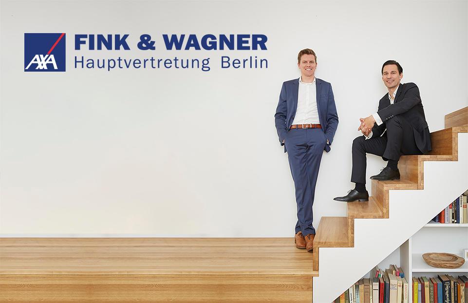 AXA Versicherungen Berlin Fink & Wagner GmbH