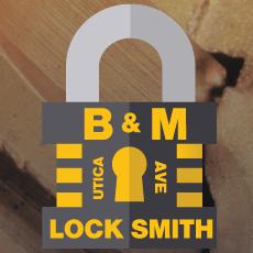 B&M UTICA AVENUE LOCKSMITH