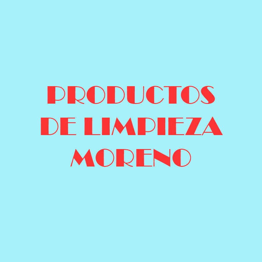 PRODUCTOS DE LIMPIEZA MORENO