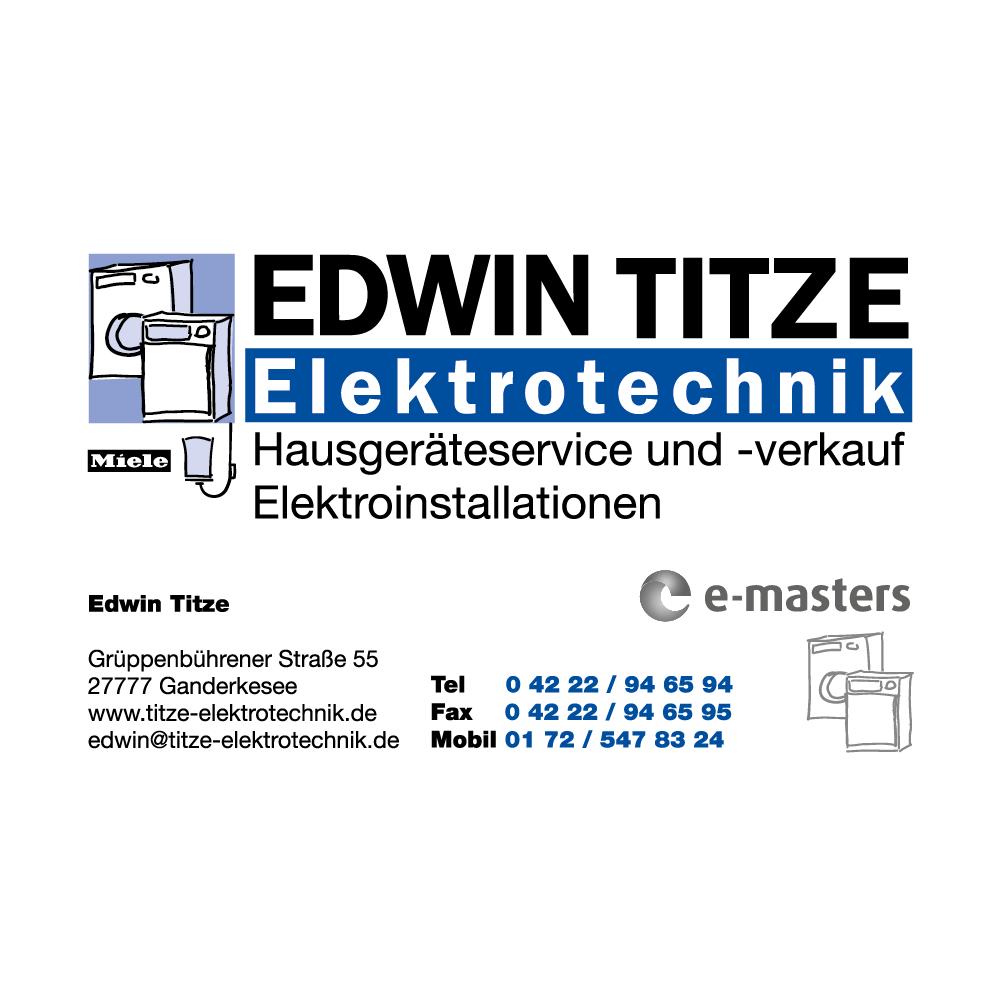 Edwin Titze Elektrotechnik Ganderkesee