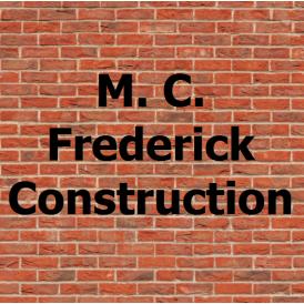 M. C. Frederick Construction