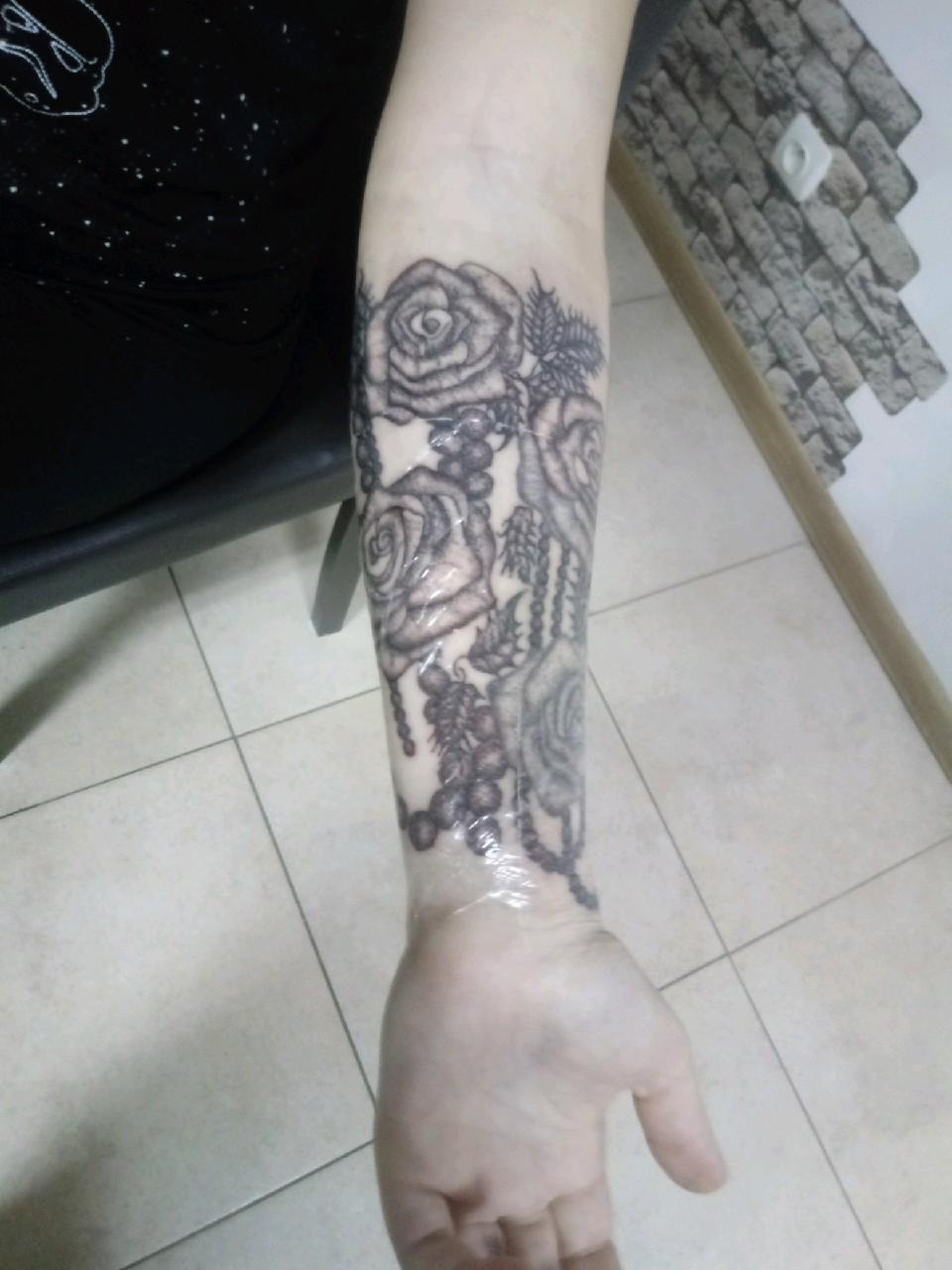 "Studio Tattoo i Piercingu ""Blackwork"""