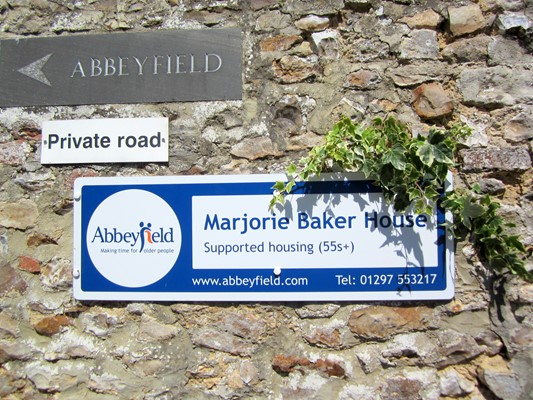 Marjorie Baker House
