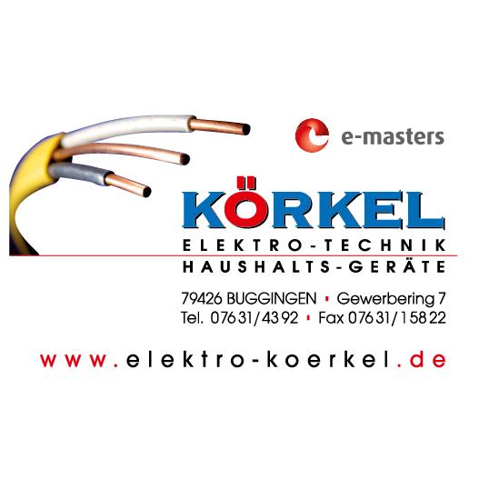 Bild zu Körkel Elektro GmbH in Buggingen