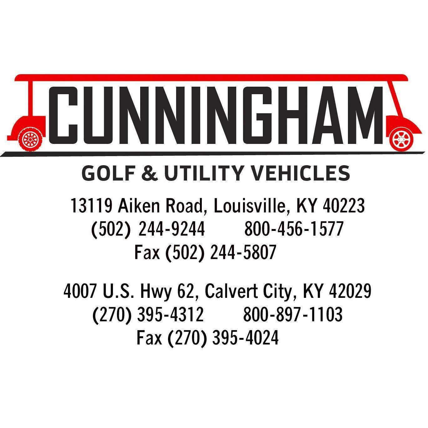 Cunningham Golf Cars Of Calvert City