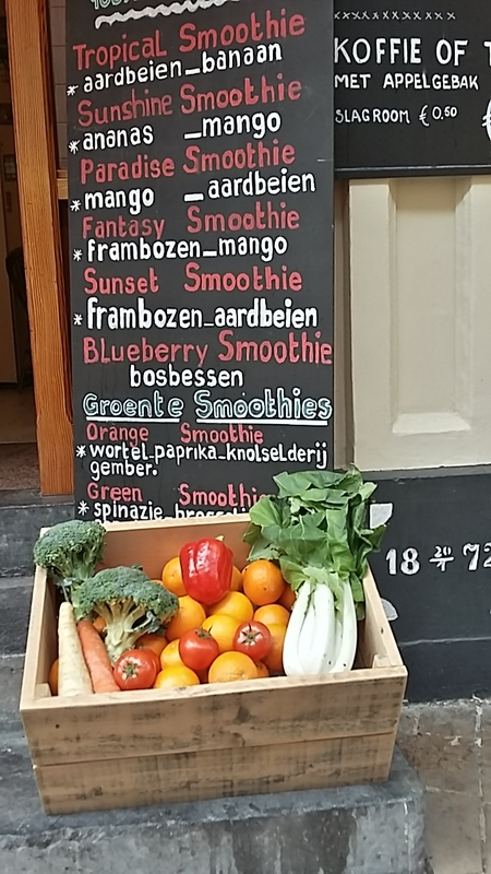 Sandwiches & Smoothies Du Nord