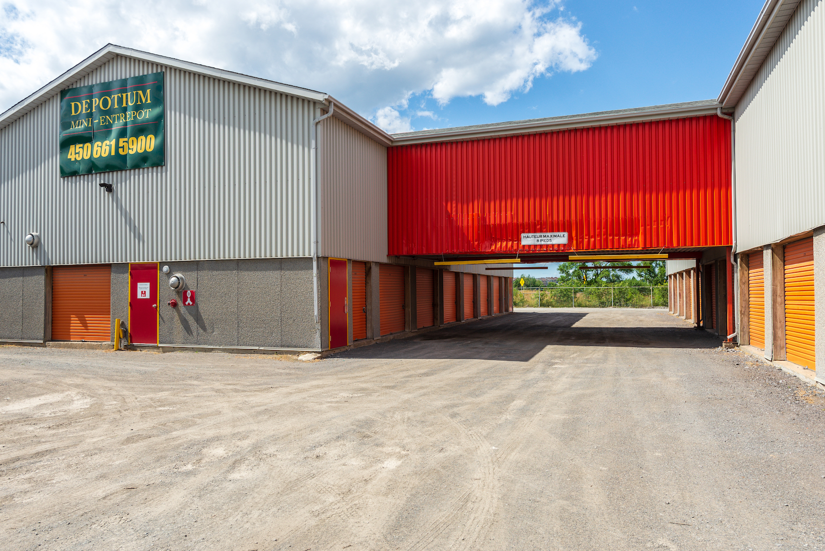 Depotium Mini-Entrepôt - Laval