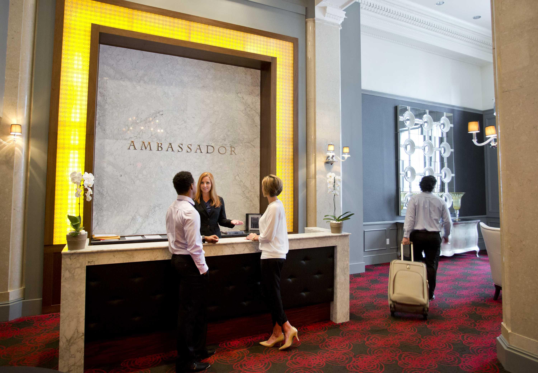 Ambassador Hotel Kansas City Autograph Collection Kansas