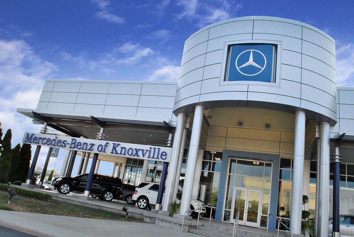 Mercedes benz of knoxville in knoxville tn 37922 for Knoxville mercedes benz