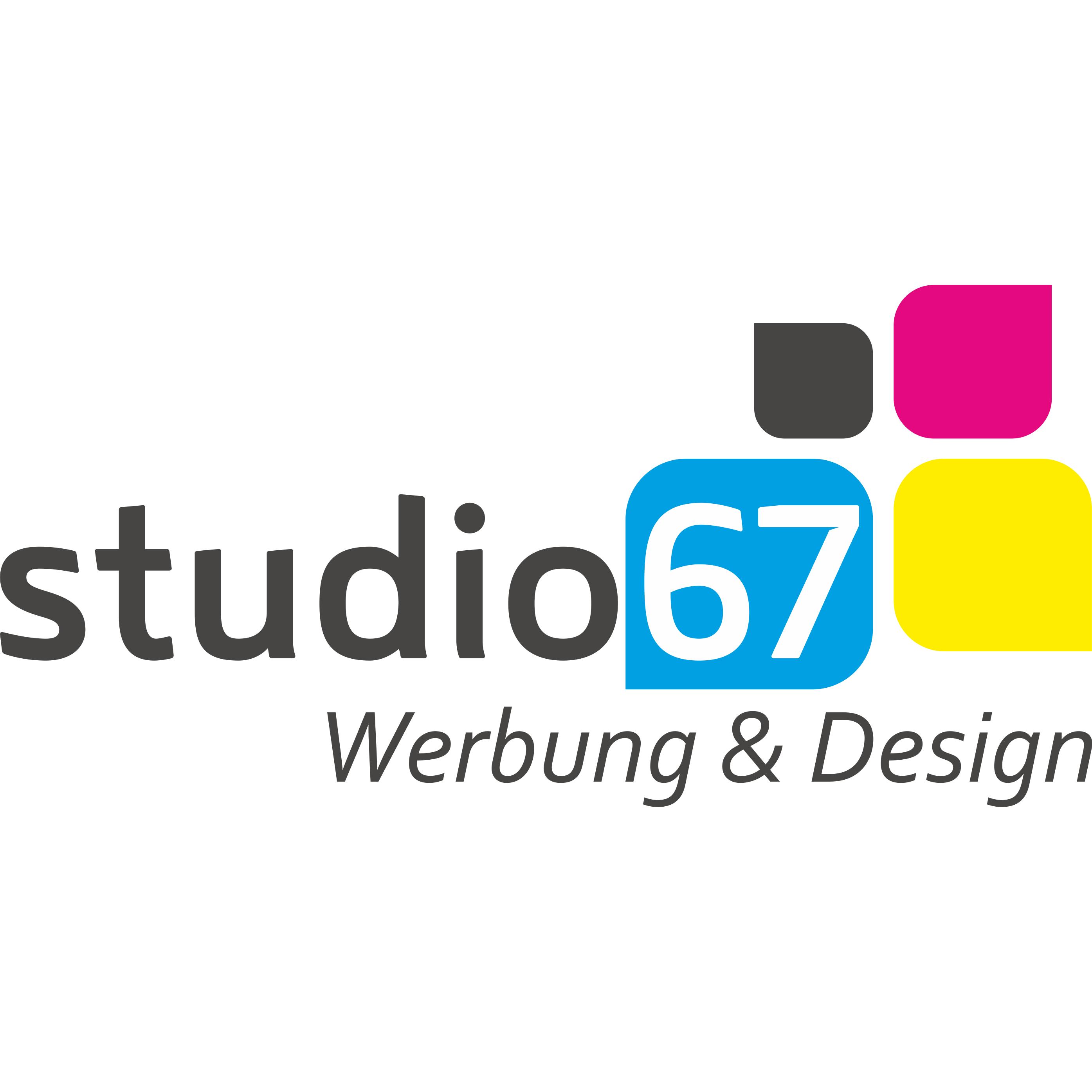 Bild zu Studio 67 - Werbung & Design in Großrückerswalde