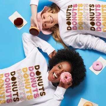 Dunkin' National Donut Day Merch and Donuts