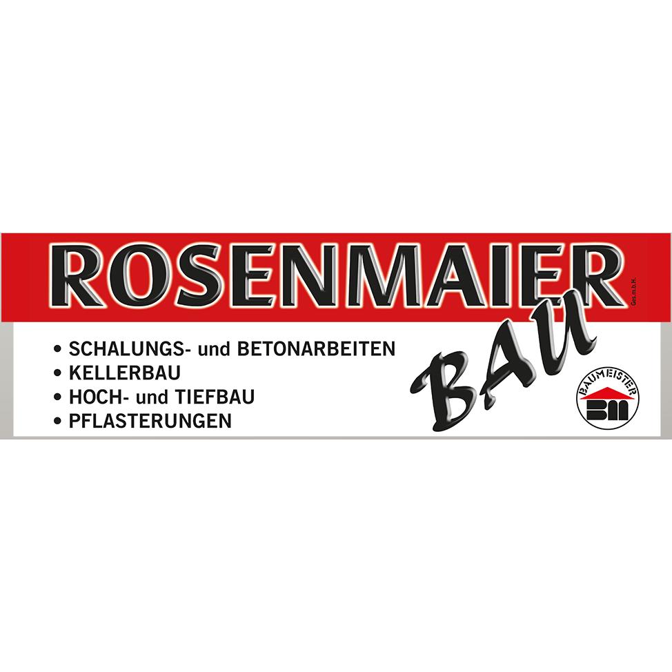 Rosenmaier Bau GesmbH Logo
