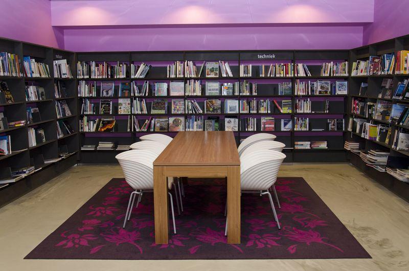 Bibliotheek Veenendaal (in De Cultuurfabriek)