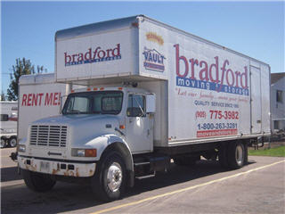 Images Bradford Moving & Storage