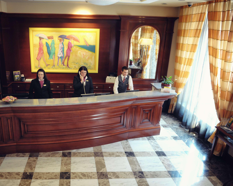 Best Western Premier Hotel Astoria