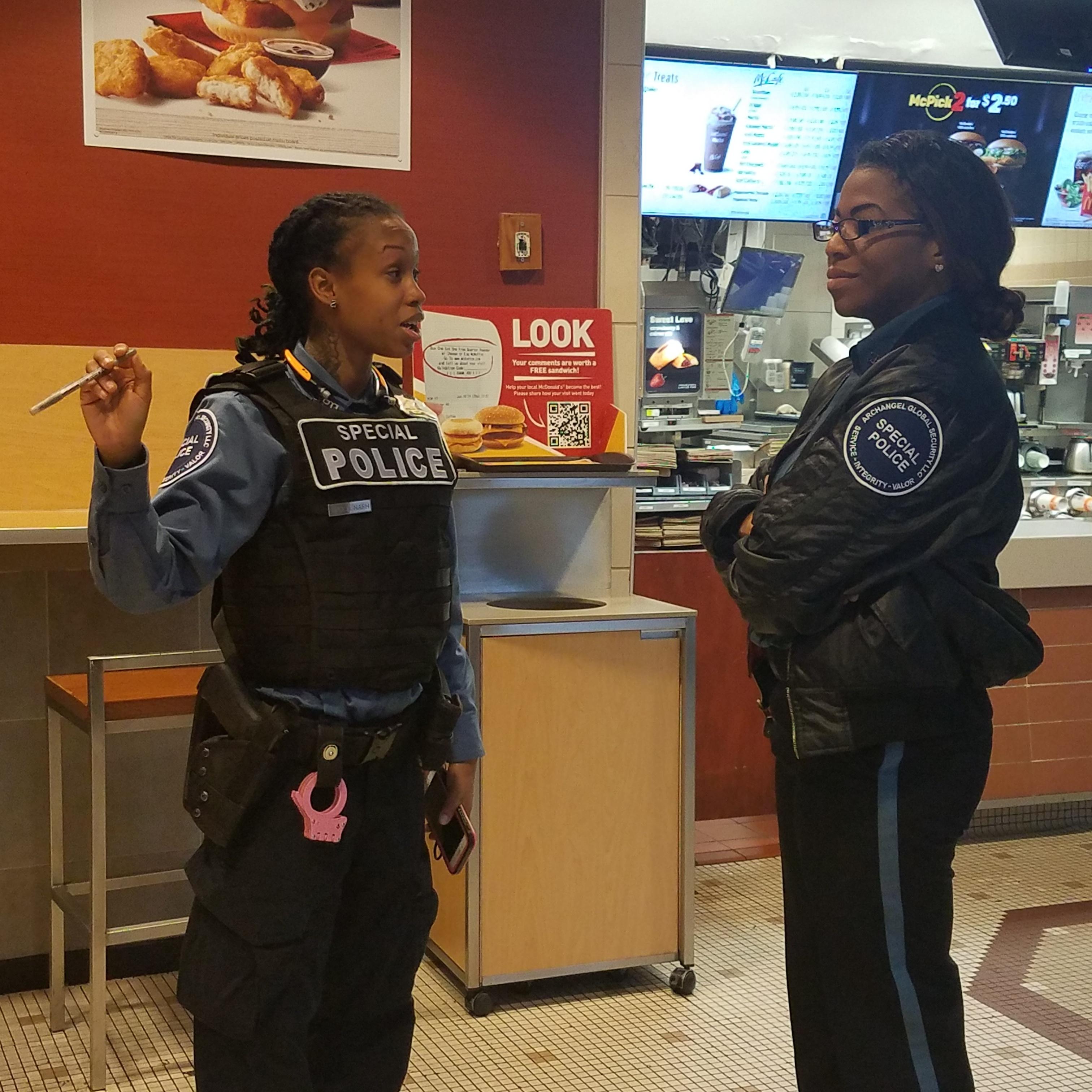 Archangel Global Security Guards Of Washington Dc