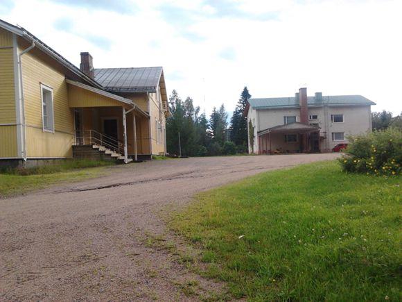 Konneveden kunta Istunmäen koulu