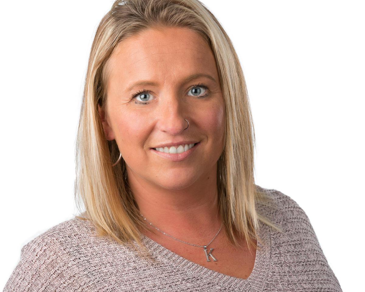 Allstate insurance agent Kim Van Huuksloot