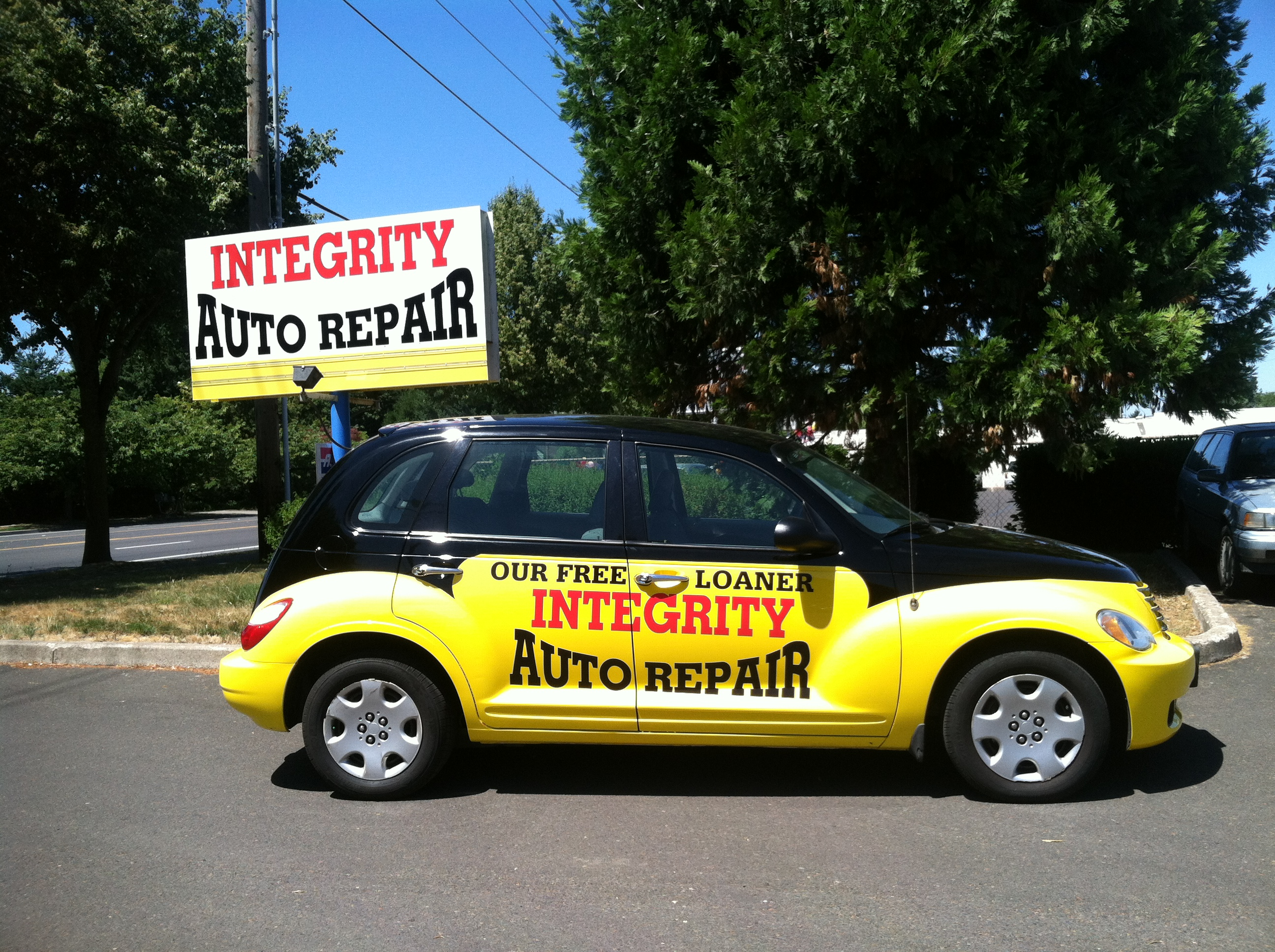 Integrity Auto Repair Eugene Oregon Or Localdatabase Com