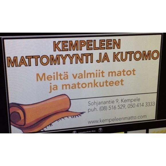 Kempeleen Mattomyynti ja Kutomo