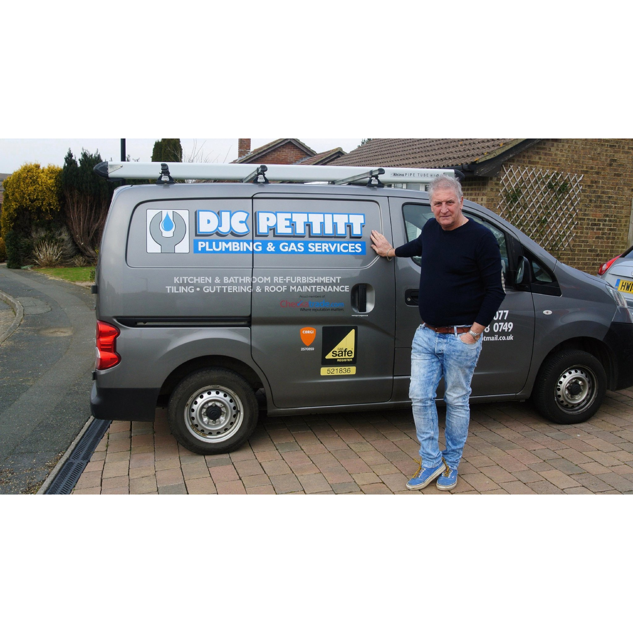 image of DJC Pettitt Plumbing & Gas Services