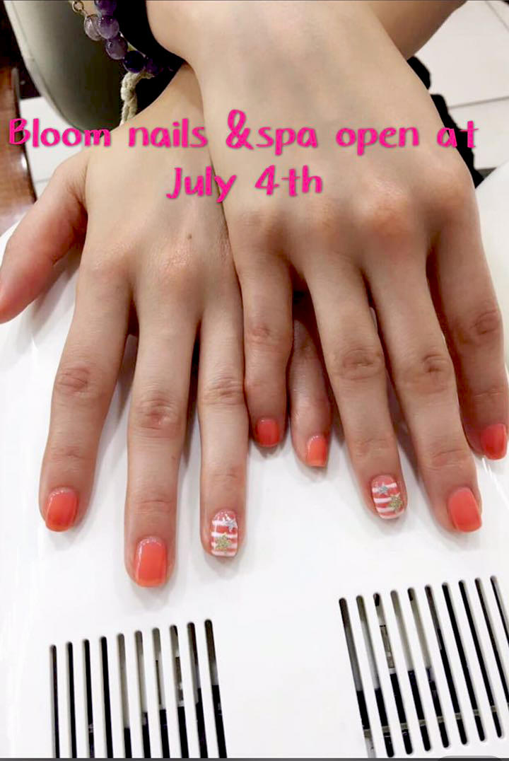 Bloom nails spa upper east side nail salon in new for 24 nail salon nyc