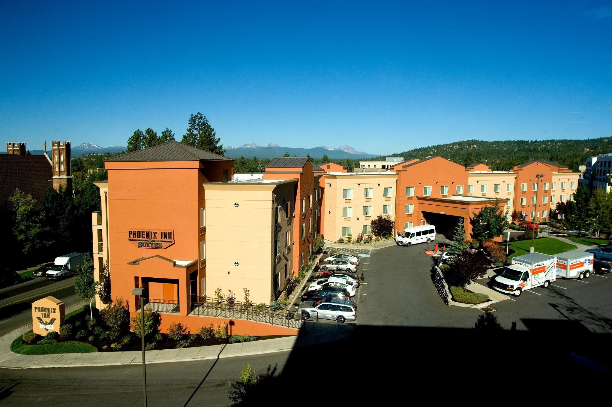 Hotels Near Deschutes Brewery Bend Oregon
