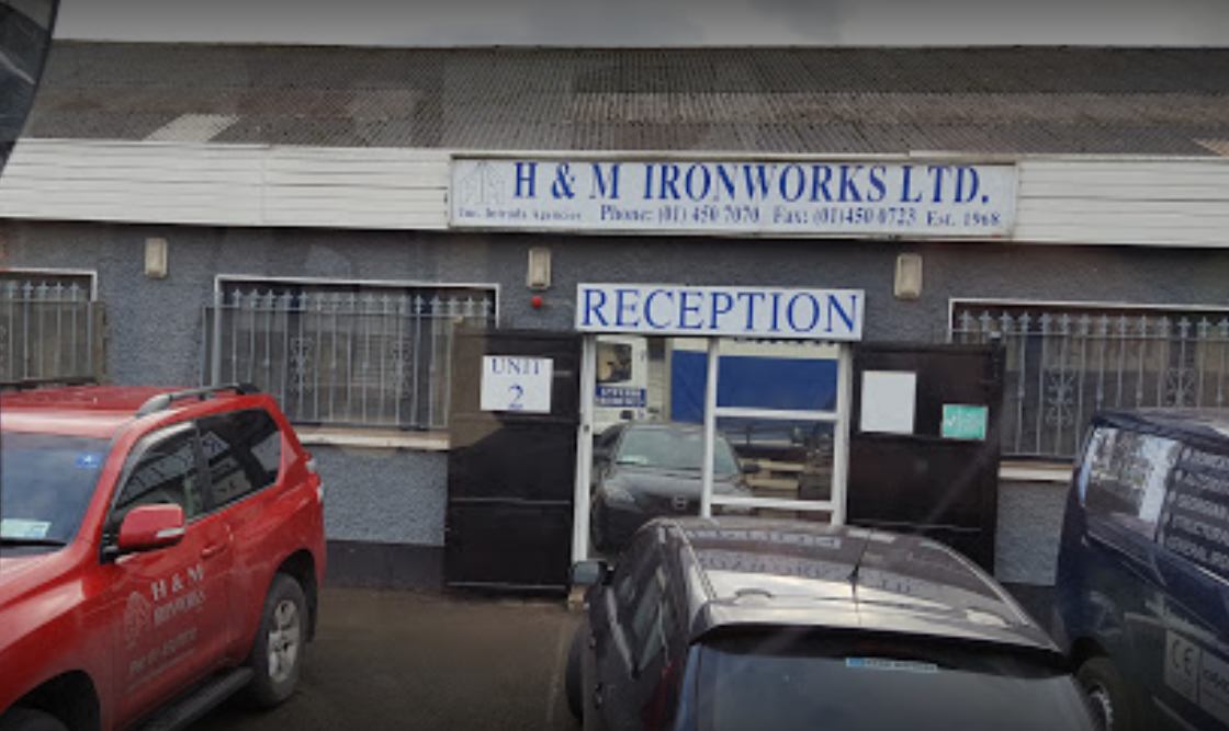 H & M Ironworks Ltd
