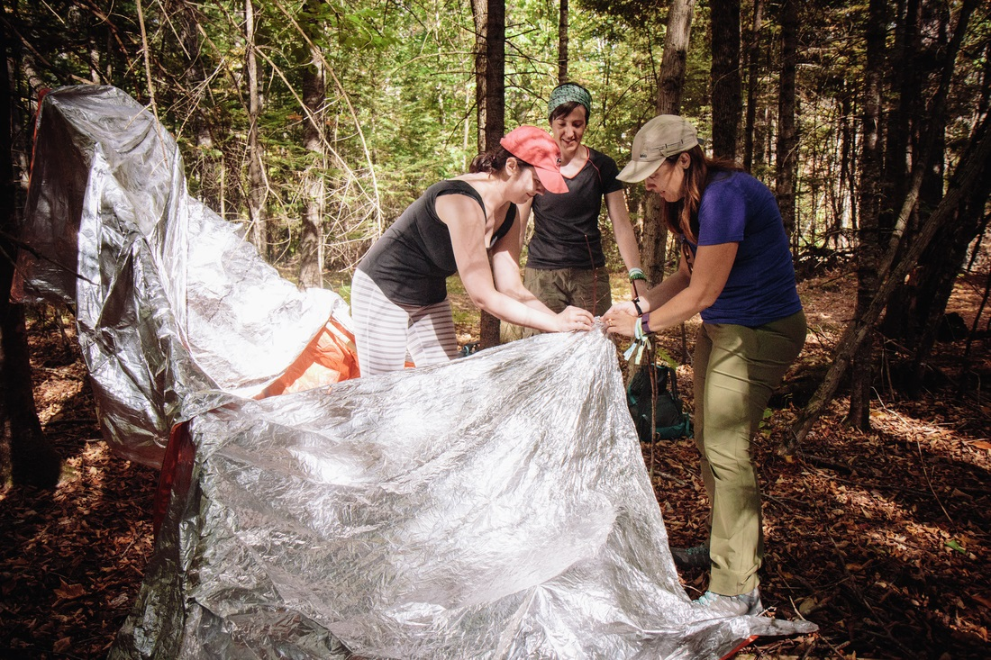 Sold Out - Women's Essential Wilderness Skills
