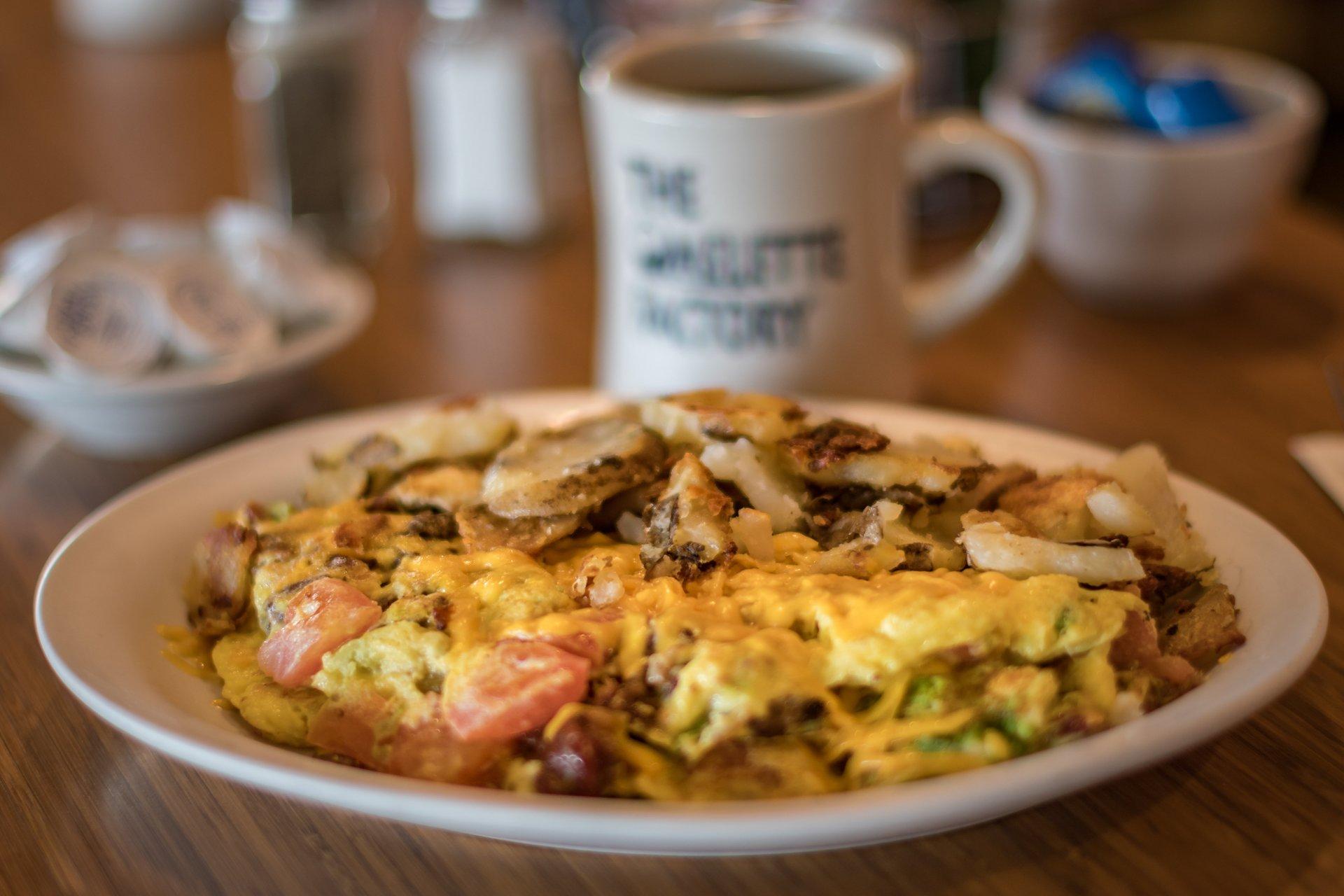 Omelette Factory Santee