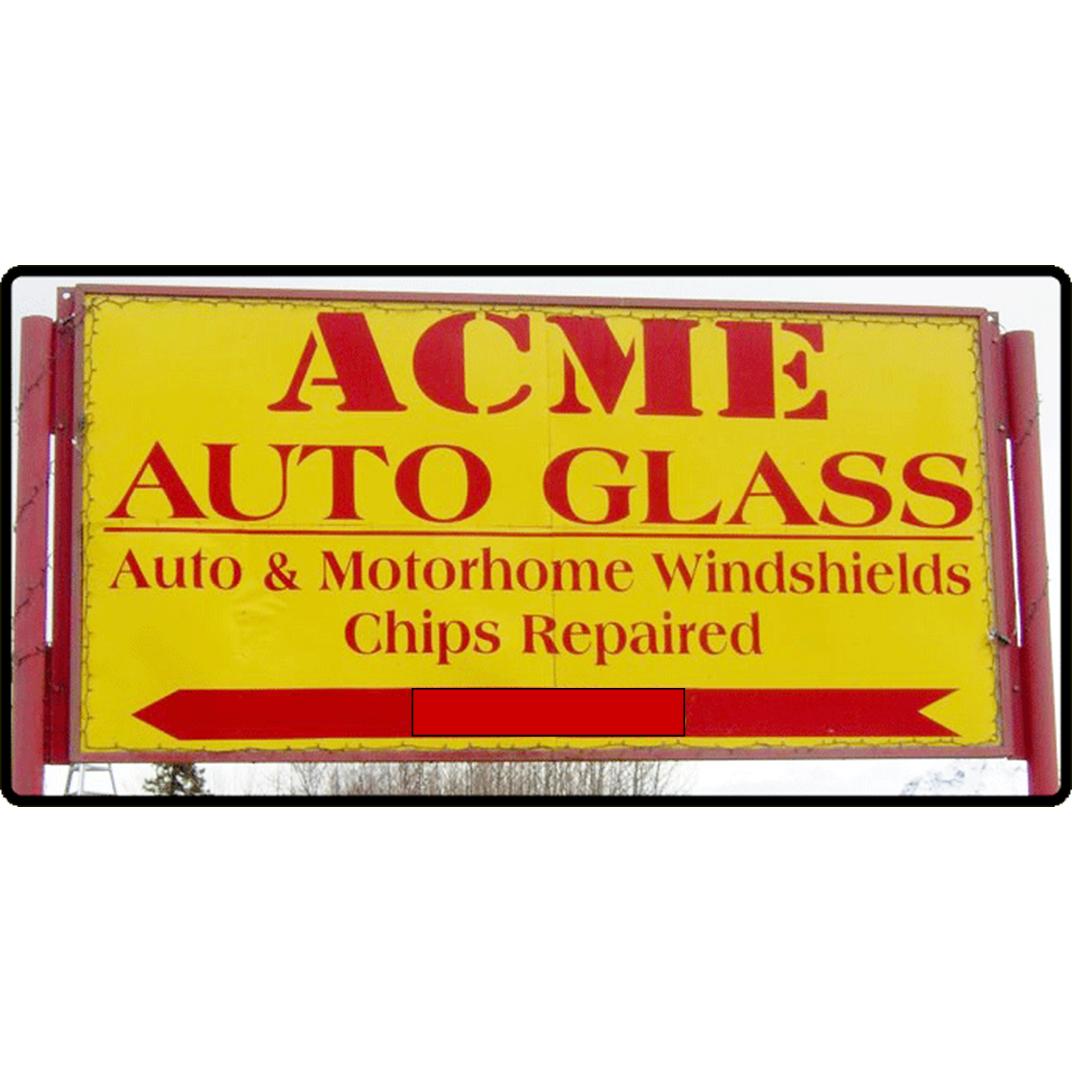 Safelite Quote: Acme Auto Glass, Wasilla Alaska (AK)