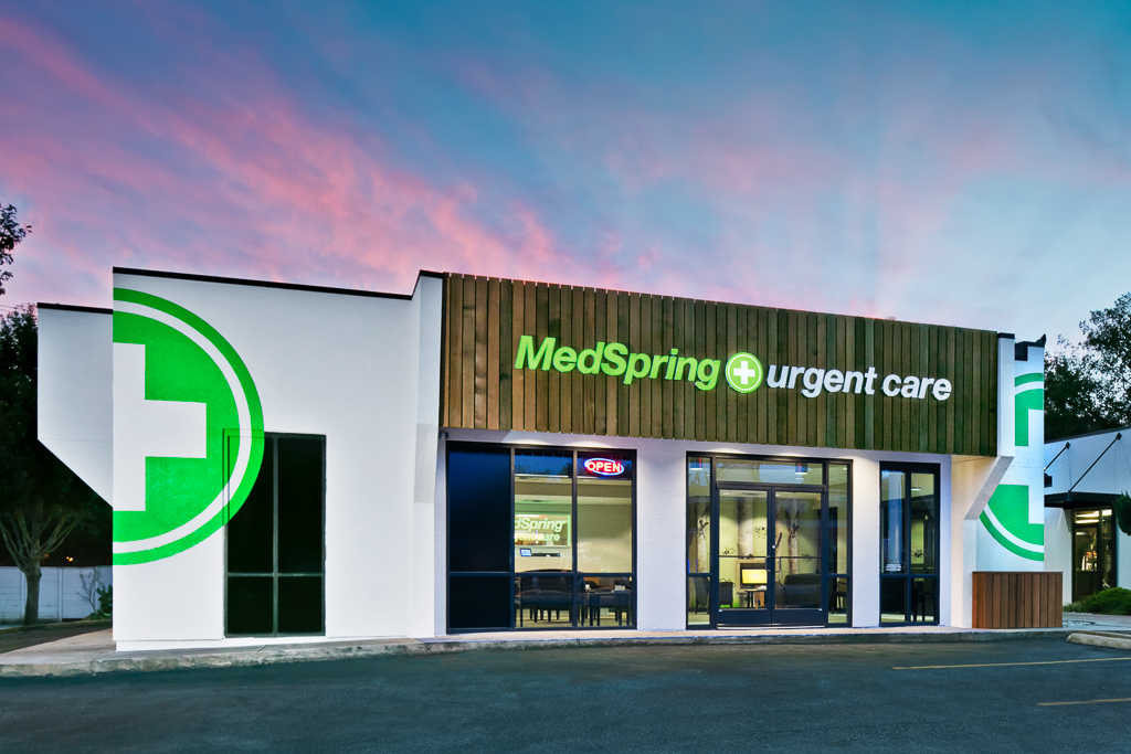 Medspring Urgent Care Oak Lawn Dallas Tx Medspring