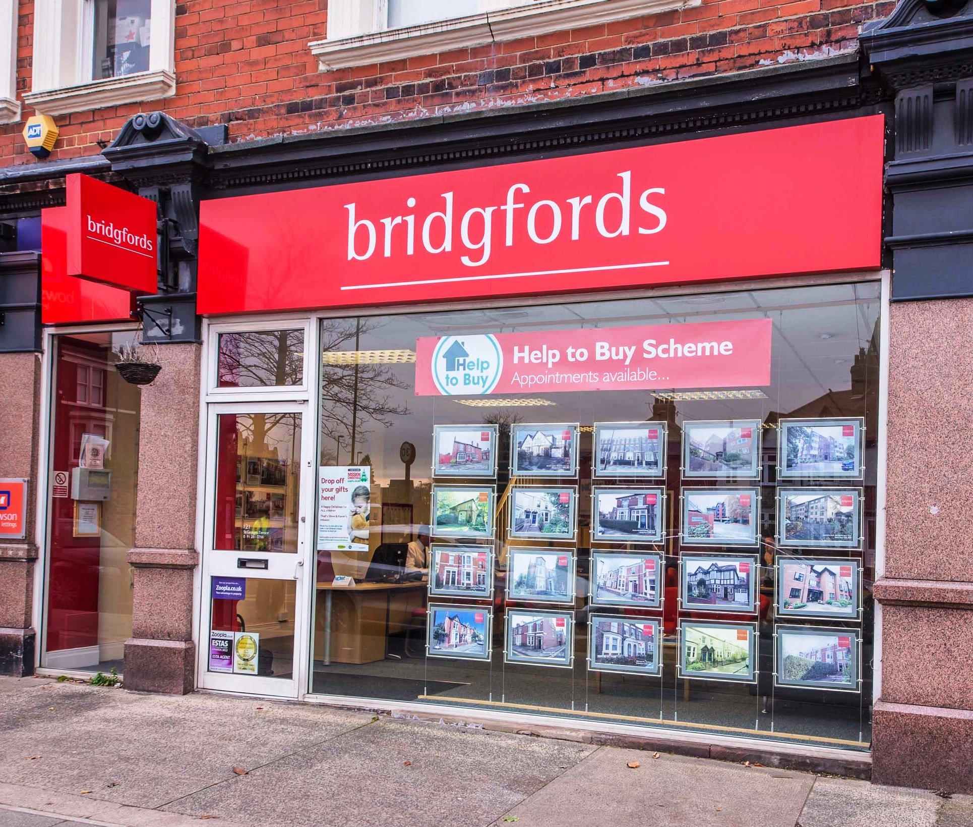 Bridgfords - CLOSED