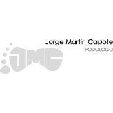 Podólogo Jorge Martín Capote