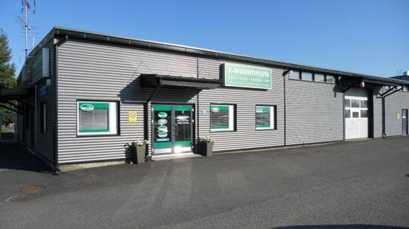 Moottoriajoneuvo - Autotalli paikassa Turku - Infobel Suomi