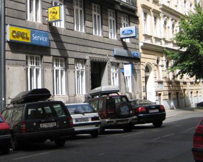 Ford Autohaus Seidengasse 30 GmbH