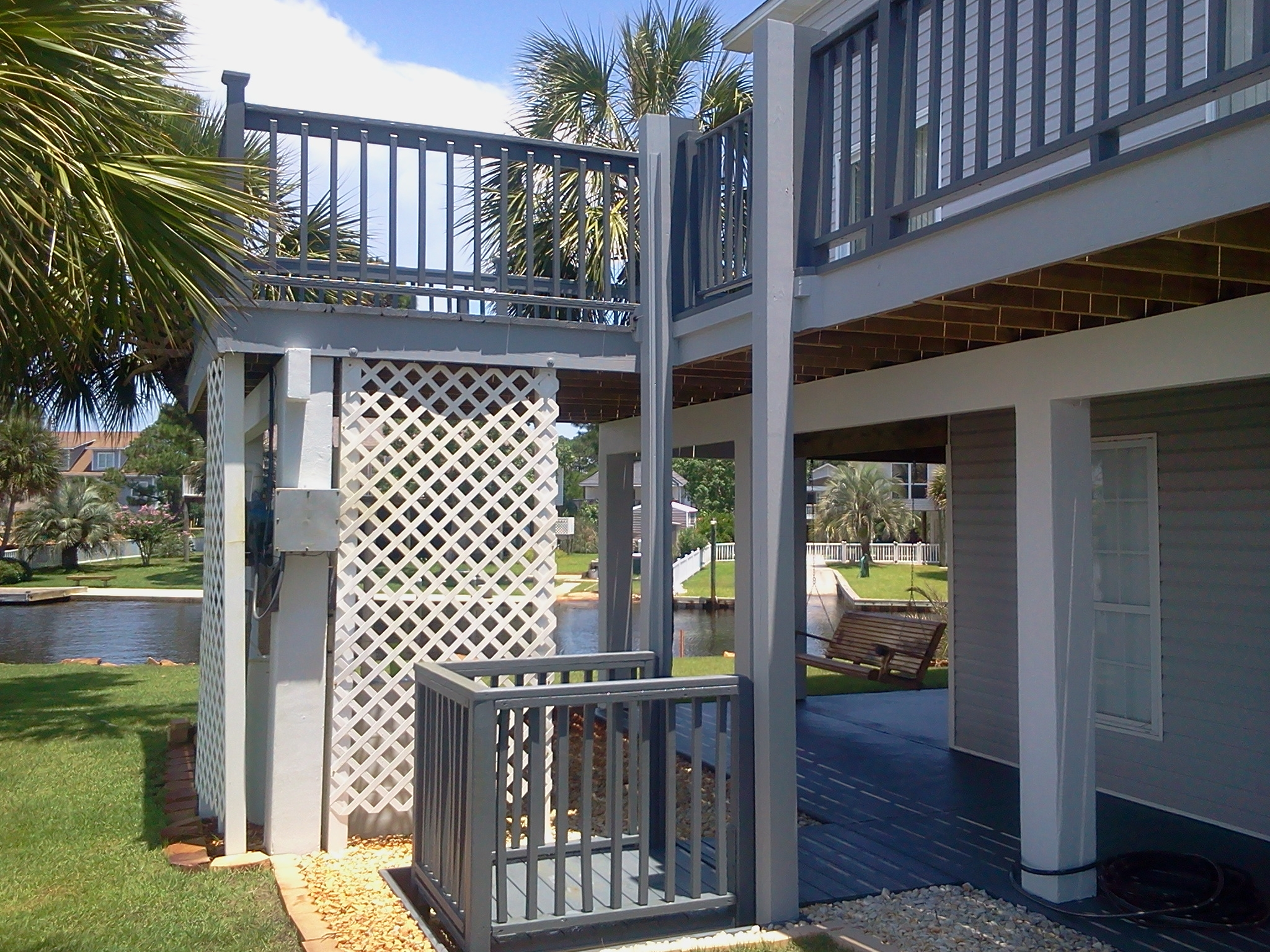 Aquarius elevators and lifts llc in pensacola 954 west for 2 story wheelchair lift