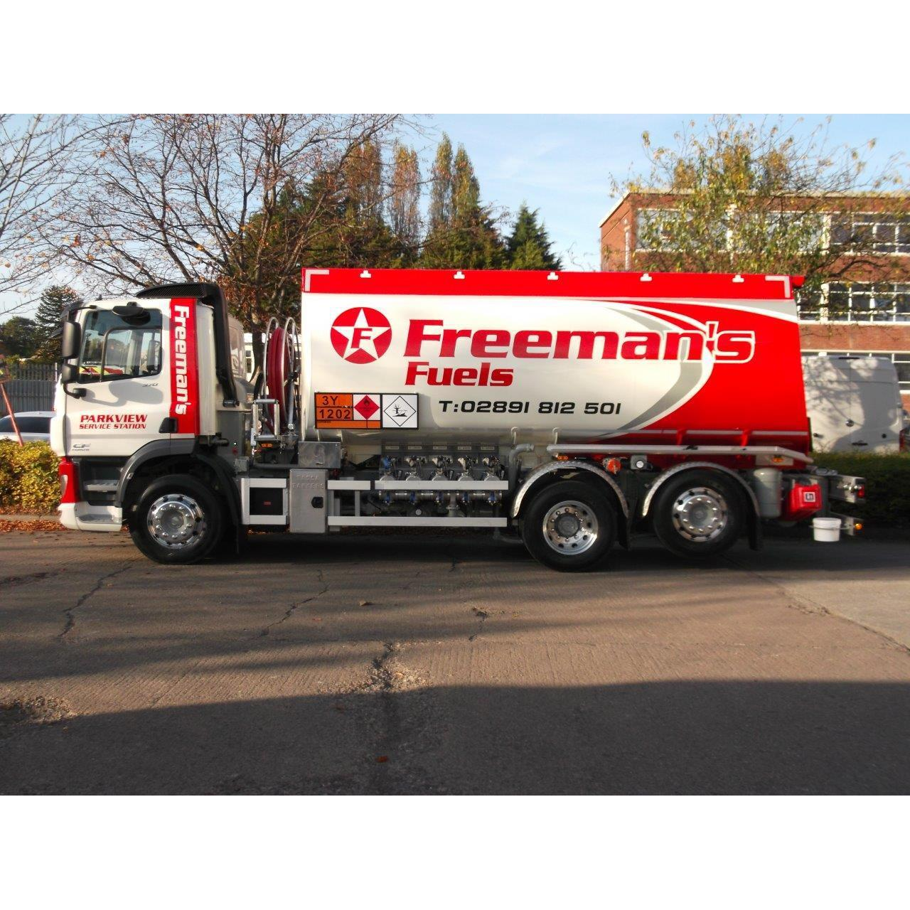 Freeman's Fuels - Newtownards, County Down BT23 8SG - 02891 812501 | ShowMeLocal.com