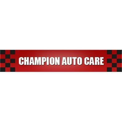 Champion Auto Care - Leeds, West Yorkshire LS12 1HY - 01132 444464 | ShowMeLocal.com