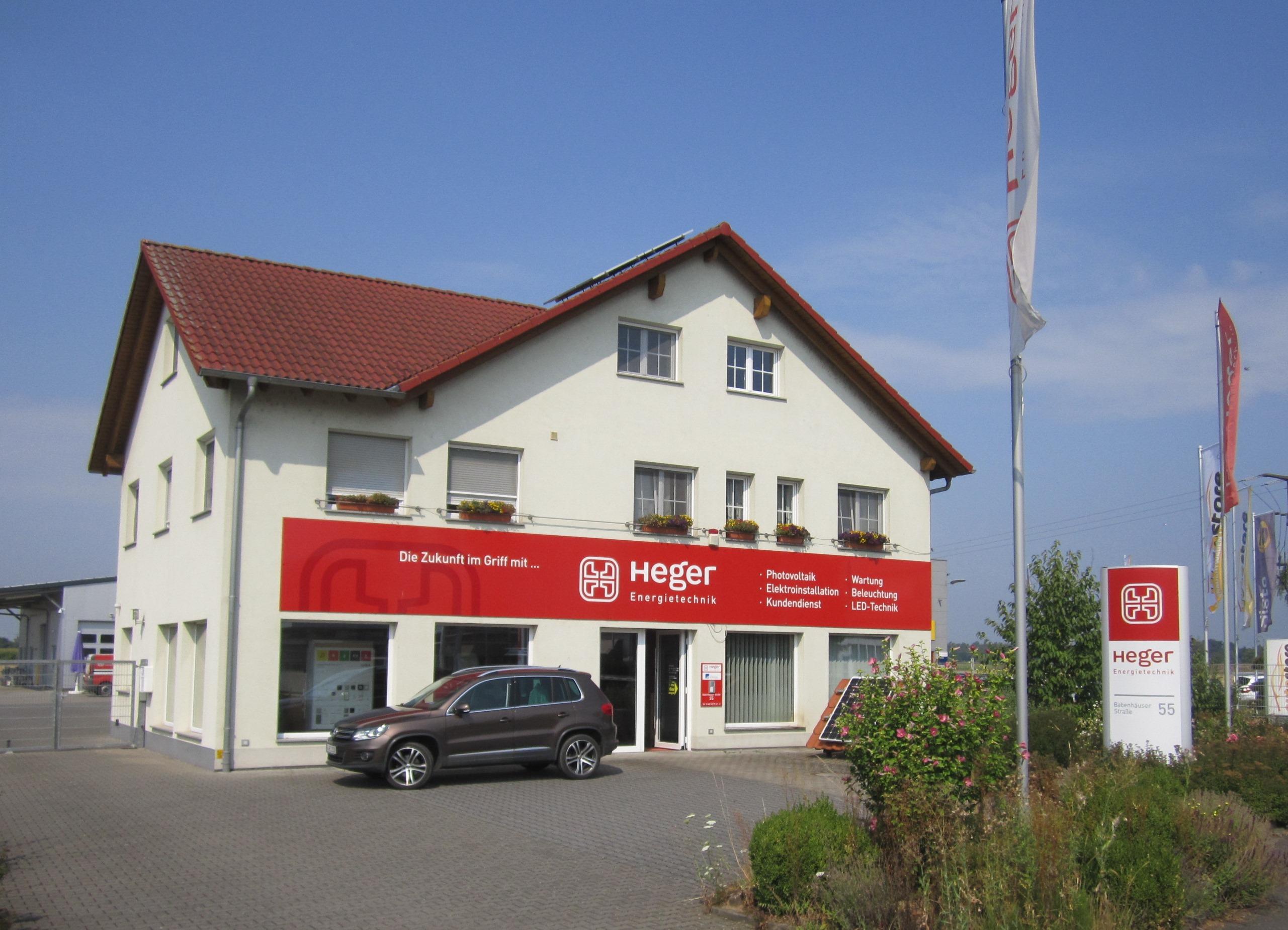 Heger Energietechnik Standort