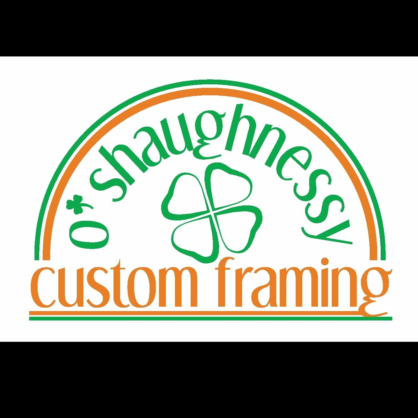 O'Shaughnessy Custom Framing