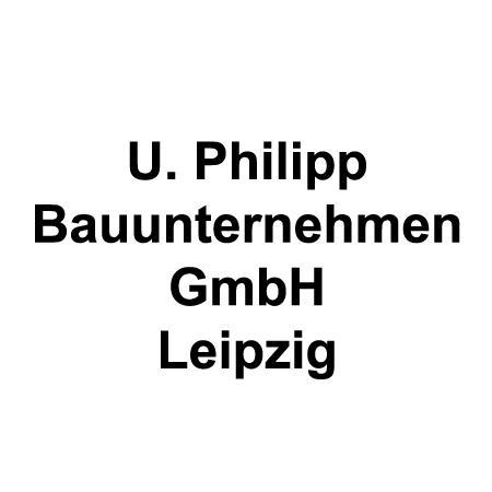 Bild zu U. Philipp Bauunternehmen GmbH Leipzig in Leipzig