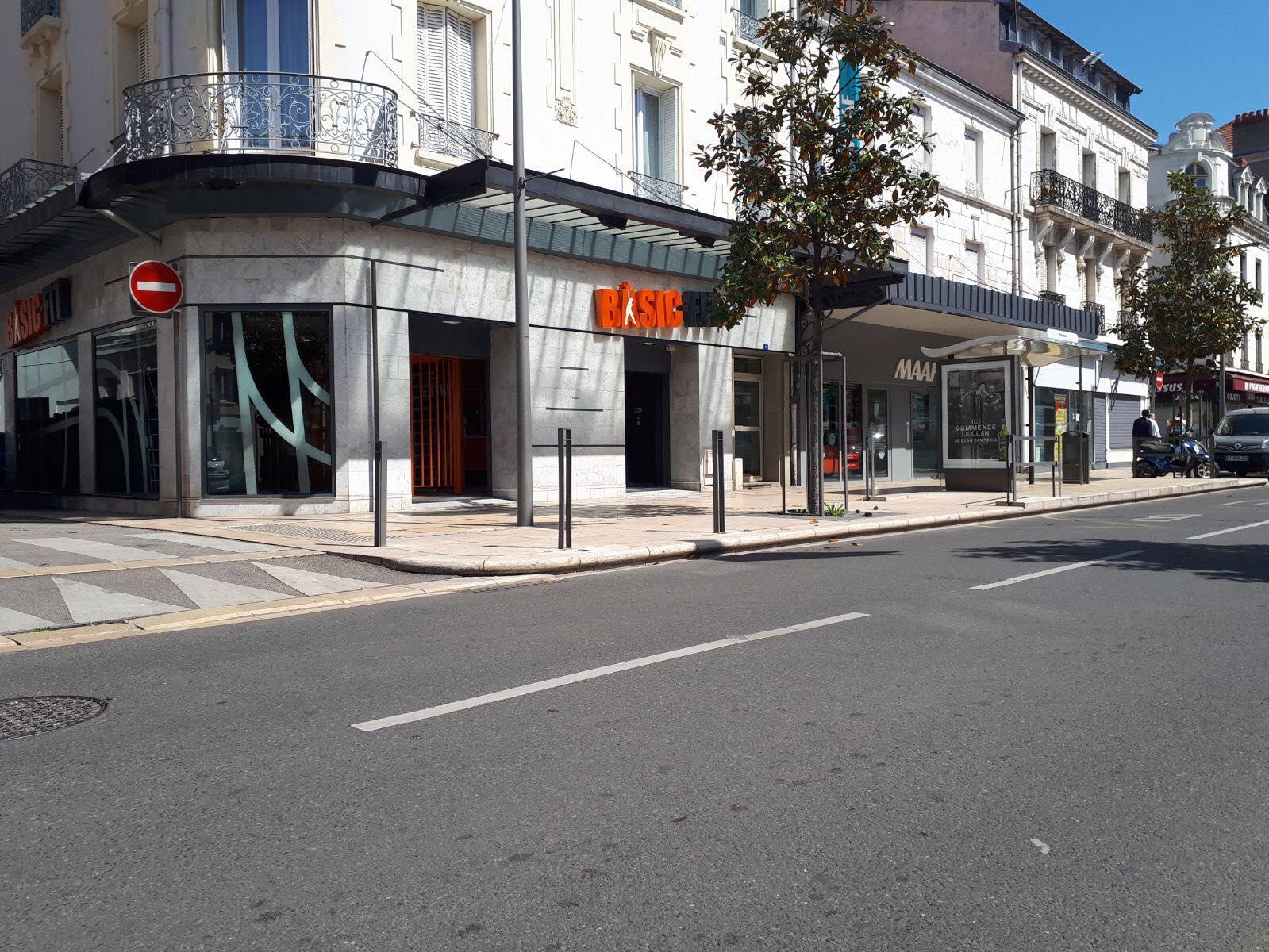 Basic-Fit Vichy Rue de Paris