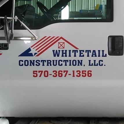 Whitetail Construction LLC - Loganton, PA - General Contractors