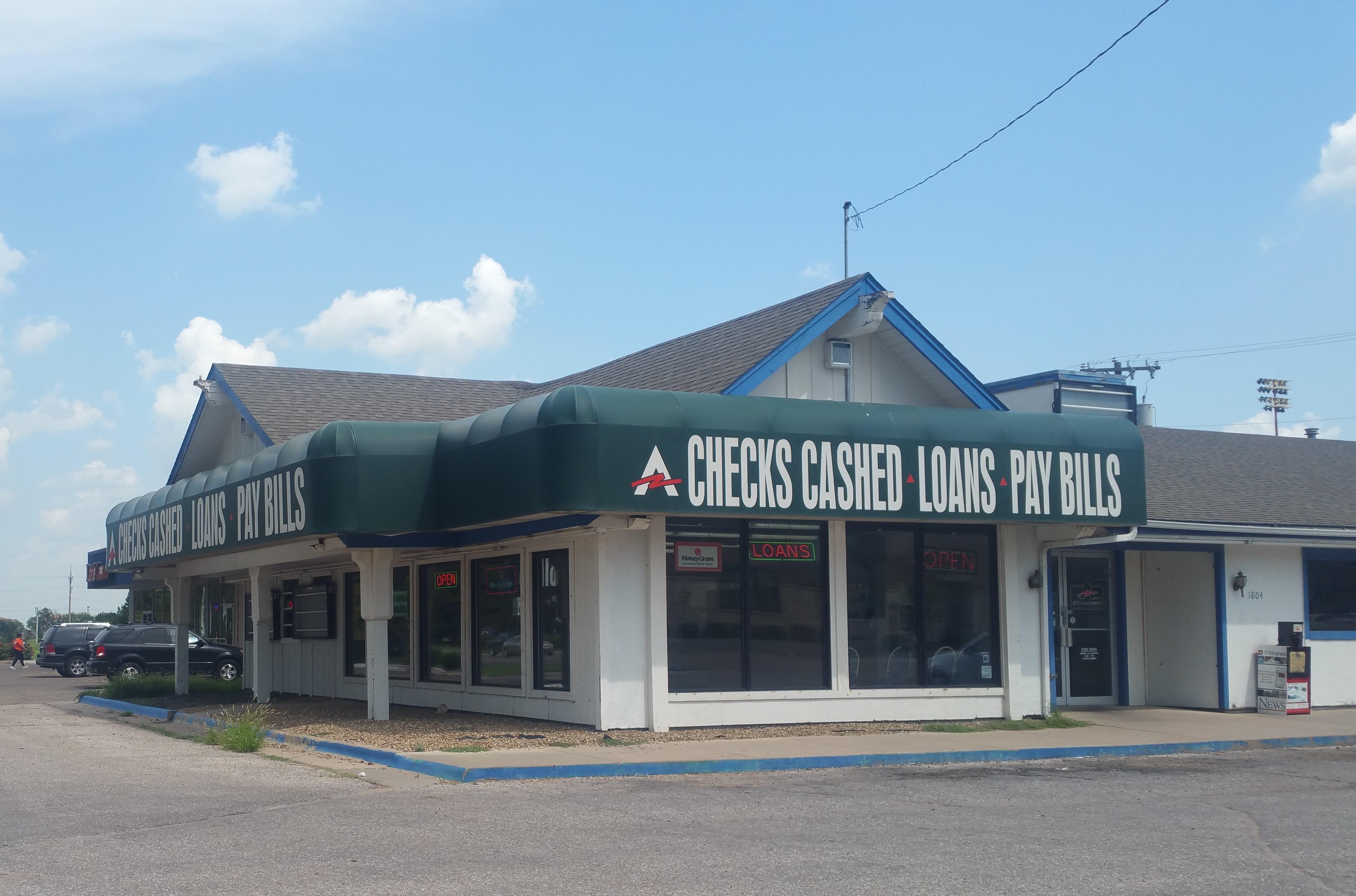 Online Payday Loans Kansas >> ACE Cash Express in Garden City, KS 67846 - ChamberofCommerce.com
