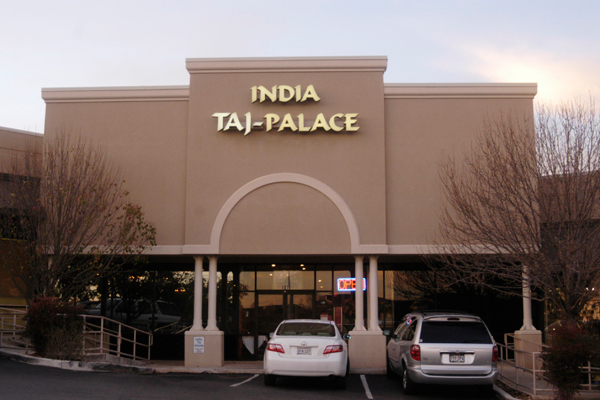 Indian Palace Restaurant In San Antonio Tx