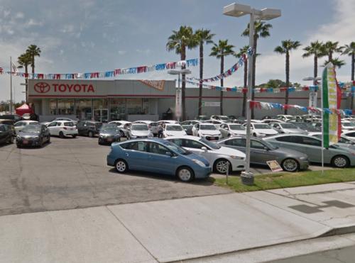 Used Car Dealers Santa Barbara California