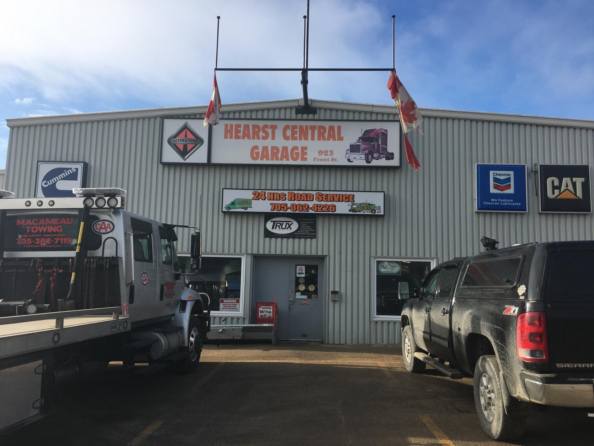 Hearst Central Garage Co Ltd in Hearst