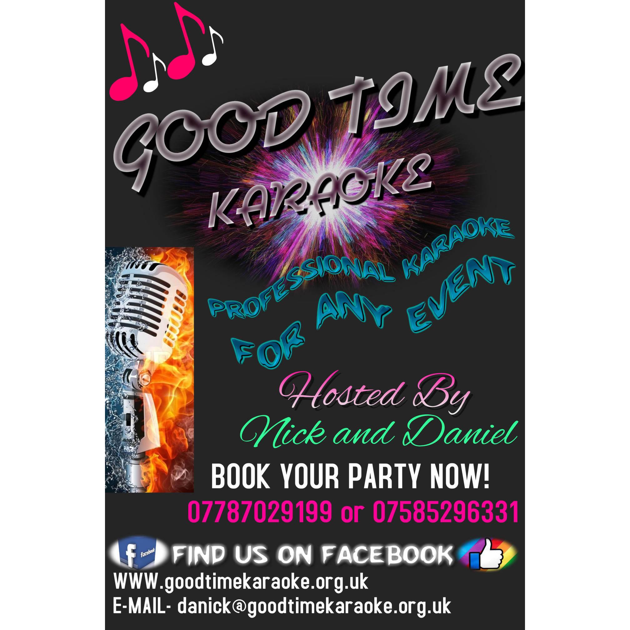 Good Time Karaoke - Bristol, Bristol BS11 0PS - 07787 029199 | ShowMeLocal.com