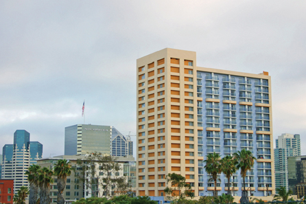 DoubleTree by Hilton Hotel San Diego Downtown image 0